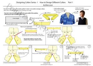 General Pattern Ruler Kit - Designing Collars P1
