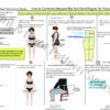 Pattern Techniques - How To Correctly Measure Your Figure For Trousers - Part 1