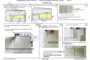 General Pattern Ruler Kit – Designing Collars P3