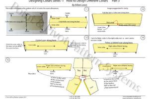 General Pattern Ruler Kit – Designing Collars P4