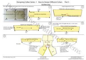 General Pattern Ruler Kit - Designing Collars P4