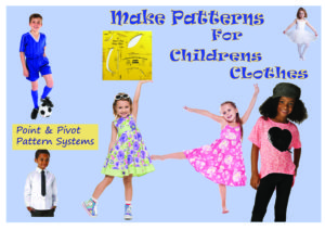 Childrens Pattern Ruler - Make Patterns for Childrens Clothes