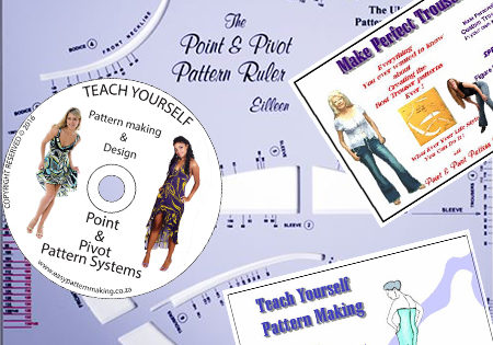 Make Sewing Pattern - Easy Pattern Making - Product List Img